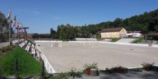 FOTO Incepe cea mare competitie ecvestra din istoria Romaniei. Milioane de euro investiti intr-o baza fantastica