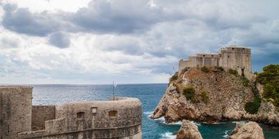 Fabulosul oras croat Dubrovnik. Cum poti calatori la pas pe urmele personajelor din