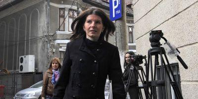 Monica Iacob Ridzi ar putea fi eliberata conditionat. Fostul ministru a cerut cu lacrimi in ochi sa fie scoasa din inchisoare