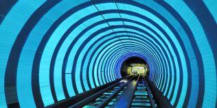 Linia de metrou Gara de Nord - Otopeni nu poate fi gata anul viitor. La aeroport s-ar putea ajunge mai curand cu trenul