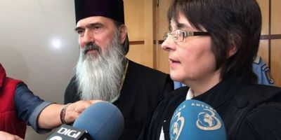 UPDATE Arhiepiscopul Teodosie ramane sub control judiciar