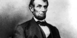 Cum l-a convins o fetita de 11 ani pe Lincoln sa isi lase barba.