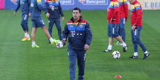 Cosmin Contra isi intareste stafful. Un antrenor experimentat vine sa il ajute la echipa nationala