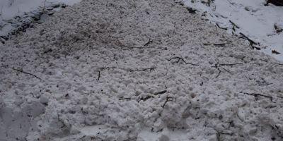 Salvamont: Risc crescut de avalansa, ninsori si vizibilitate scazuta in toate masivele montane