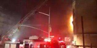 Un pompier a murit pe un platou de filmare al unei pelicule cu Ed Norton, Bruce Willis si Alec Baldwin