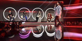 VIDEO Un membru al trupei The Humans, care va reprezenta Romania la Eurovision 2018, in show-ul