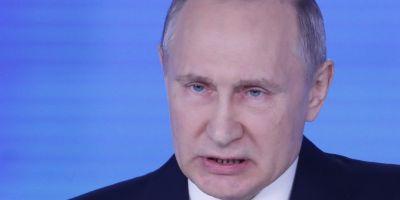Cum s-ar putea razbuna Vladimir Putin pe Marea Britanie dupa atacul din Siria