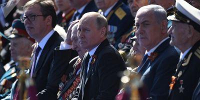 VIDEO Netanyahu si Putin, la