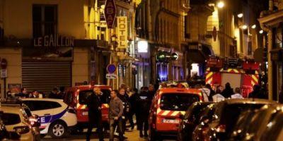 Atac cu cutit la Paris. Vinovatul a fost impuscat mortal de catre politisti dupa ce acesta ar fi ucis cel putin o persoana