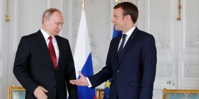 Analiza. Liderii europeni ii intind mana lui Putin, pe fondul divergentelor cu Trump